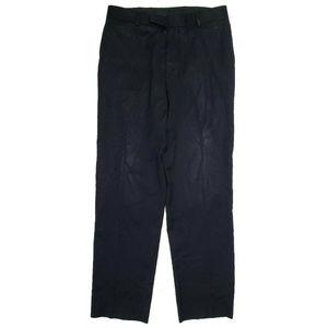 Hugo Boss Mens James Brown Navy Blue Pants 32